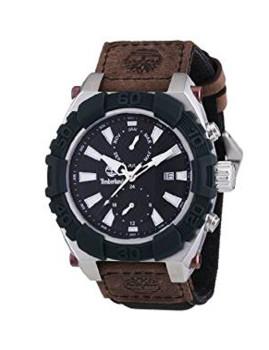 Relógio Timberland Hookset Multifunction castanho