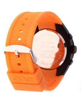 a5b3df369bf Relógio ONE Colours Pantone Laranja