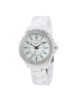 Relógio Chic Branco
