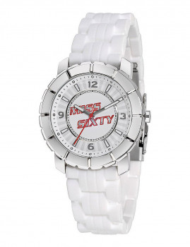 Relógio Senhora Miss Sixty Branco