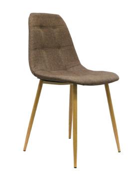 Cadeira Lak Castanha