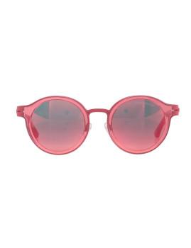 Óculos de Sol Emporio Armani Coral e Vermelho