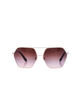 Óculos de Sol Dolce & Gabbana Dourado e Castanhos