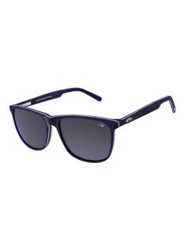 Óculos De Sol Homem Goggle Azul