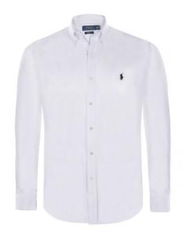 Camisa Ralph Lauren Lisa Homem Branca