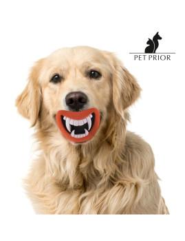Brinquedo De Borracha Com Som p/ Cães