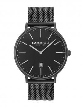 Relógio Homem Kenneth Cole Preto
