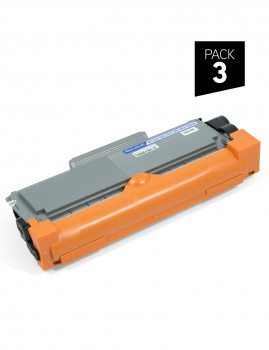 3 Generic Toner Zp-Brother Tn2320
