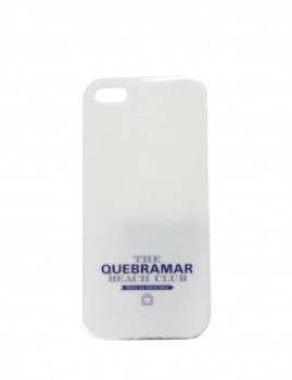 Capa de Iphone Quebramar em Branco