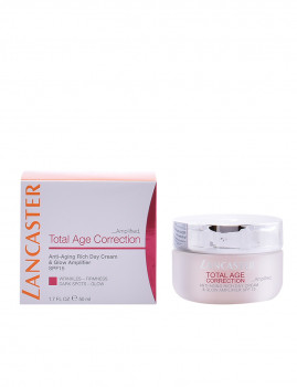 Total Age Correction Anti-Aging Rich Day Cream Spf15 50 Ml Lancaster