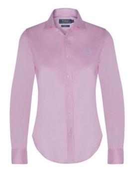 Camisa Ralph Lauren Senhora Rosa