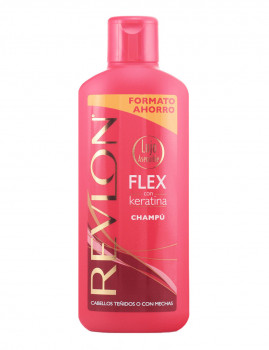 Revlon Flex Keratin Shampoo Dyed&Highlighted Hair 650 Ml