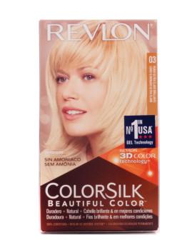 Revlon Colorsilk Tinte 3-Loiro Ultra Claro