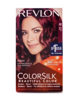 Revlon Colorsilk Tinte 48-Borgoña