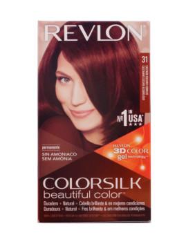 Revlon Colorsilk Tinte 31-Castanho escuro cobre
