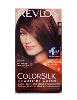 Revlon Colorsilk Tinte 41-Castanho Medio