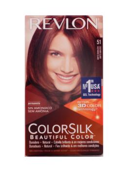 Revlon Colorsilk Tinte 51-Castanho Claro