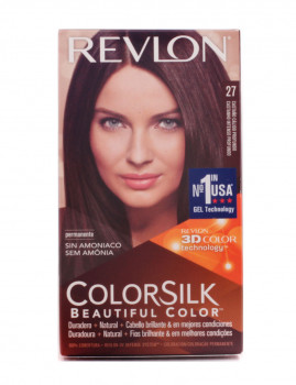 Revlon Colorsilk Tinte 27-Castanho Calido Profundo