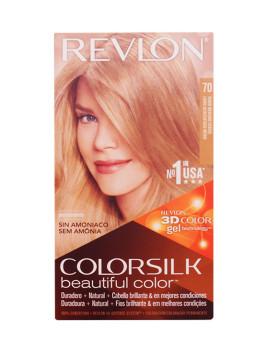 Revlon Colorsilk Tinte 70-Loiro Medio cinza