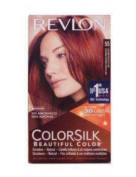 Revlon Colorsilk Tinte 55-Avermelhado Claro