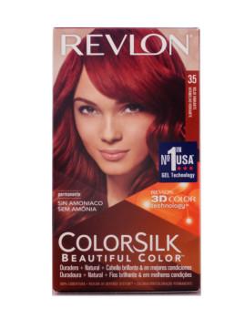 Revlon Colorsilk Tinte 35-Vermelho Vibrante