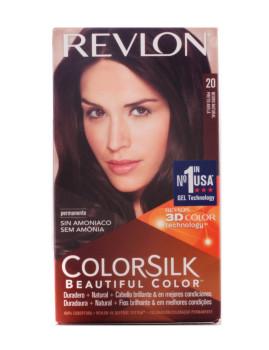 Revlon Colorsilk Tinte 20-Negro Natural