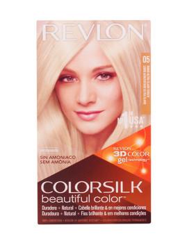 Revlon Colorsilk Tinte 05-Loiro cinza Ultra Claro