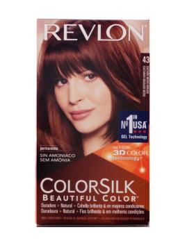 Revlon Colorsilk Tinte 43-Castanho Medio Dourado