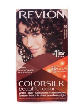 Revlon Colorsilk Tinte 30-Castanho escuro