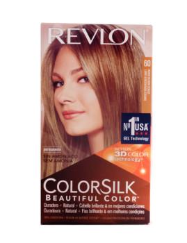 Revlon Colorsilk Tinte 60-Loiro Escuro cinza