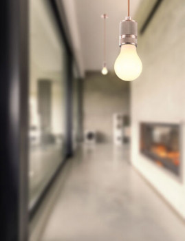 imagem de Lâmpada LED Globe Vidro Opala3