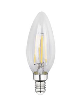 imagem de Lâmpada LED Globe Vidro Transparente Pack 24