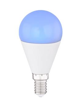 imagem de Lâmpada LED Globe Plástico Opala 5