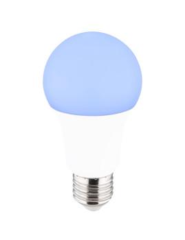 imagem de Lâmpada LED Globe Plástico Opala 3