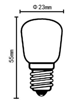 imagem de Lâmpada de Vidro Transparente 2