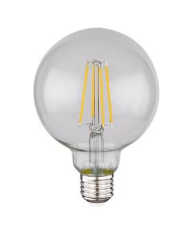 imagem de Lâmpada LED Globe Vidro Transparente 1