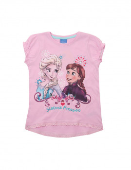 T-shirt Disney Forever Criança Rosa