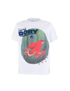 T-shirt Disney Dory Adventure Criança Branco