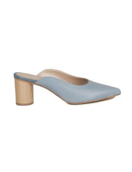 Sandálias de salto  Purapiel Mulei Senhora  Azul