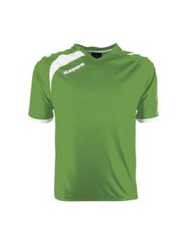 T-Shirt Pavie Kappa Homem Verde