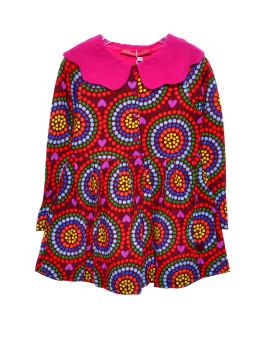 Vestido Agatha Ruiz De La Prada Ilusion Multicolorido