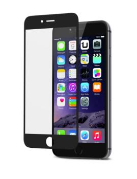 Protetor de Ecrã Temperado Full Cover para IPHONE 6/6S Lite Preto
