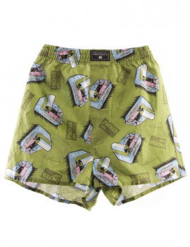 Boxers Funny Throttleman Rapaz 103