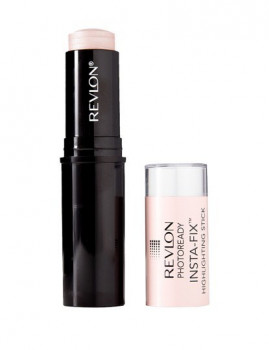 Iluminador Em Stick Photoready Insta-Fix Highlighting Stick #200 Pink Light 6,8G