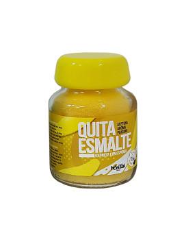 Removedor De Verniz Katai Nails Esponja Com Acetona Banana 75 Ml