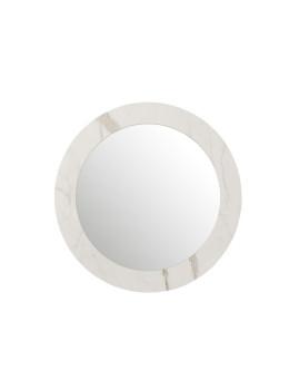 imagem de espelho em Mármore Mdf e Vidro Branco Grande1