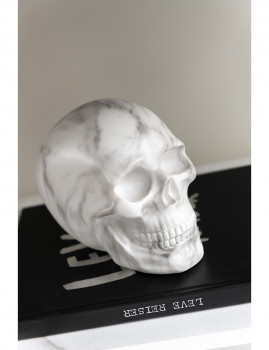 imagem de Crânio Pequeno decorativo de Mármore2
