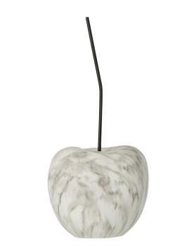 imagem de Cereja Grande decorativa de Mármore1