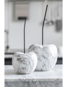 imagem de Cereja Grande decorativa de Mármore3