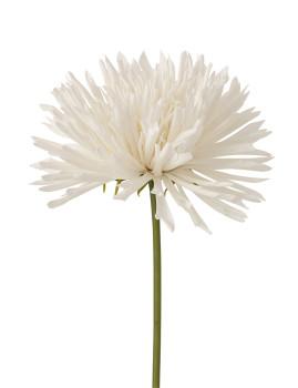 imagem de Crisântemo Grande Artificial Branco2